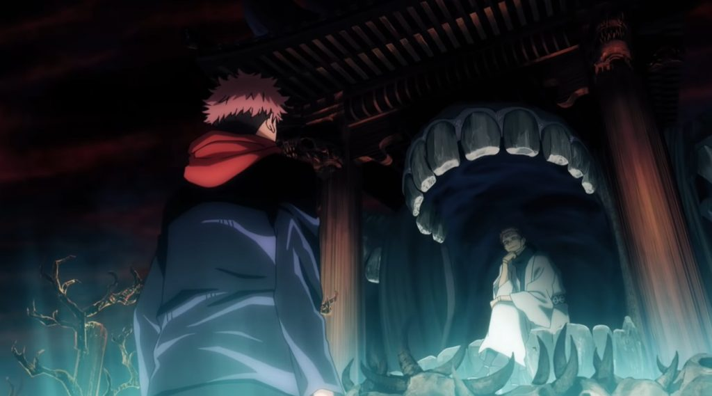 Jujutsu Kaisen หรือ มหาเวทย์ผนึกมาร