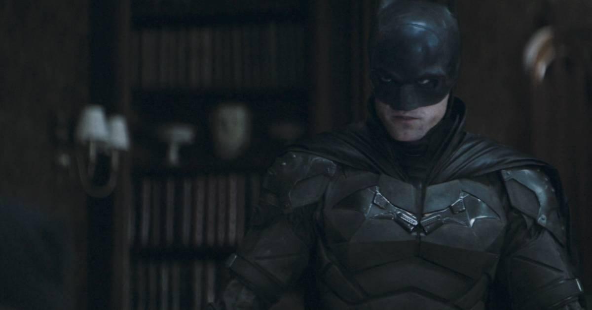 ภาพใหม่จากกองถ่ายของ The Batman