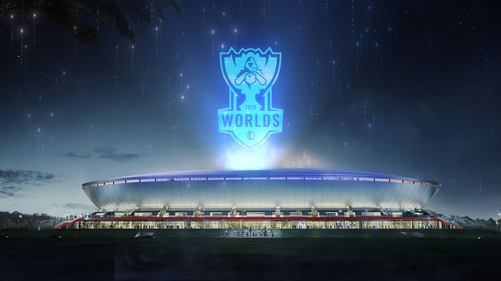 League of Legends World Championship 2021
