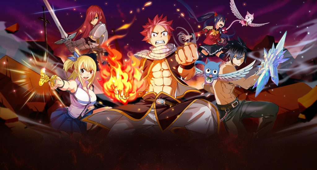 FAIRY TAIL: Forces Unite!