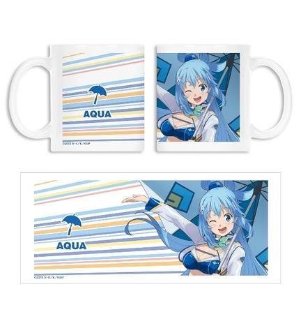 Aqua และ Megumin