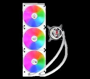ROG STRIX LC 360 RGB GUNDAM EDITION
