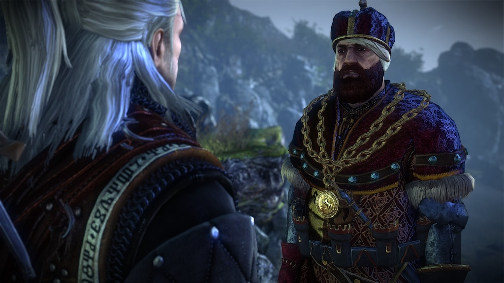 King Henselt The Witcher