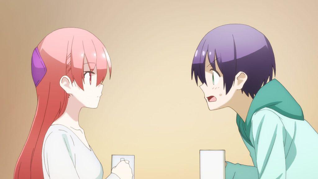 Yuzaki Nasa และ Yuzaki Tsukasa