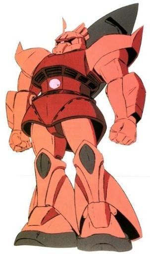 10 อันดับหุ่น Mobile Suit ศัตรู