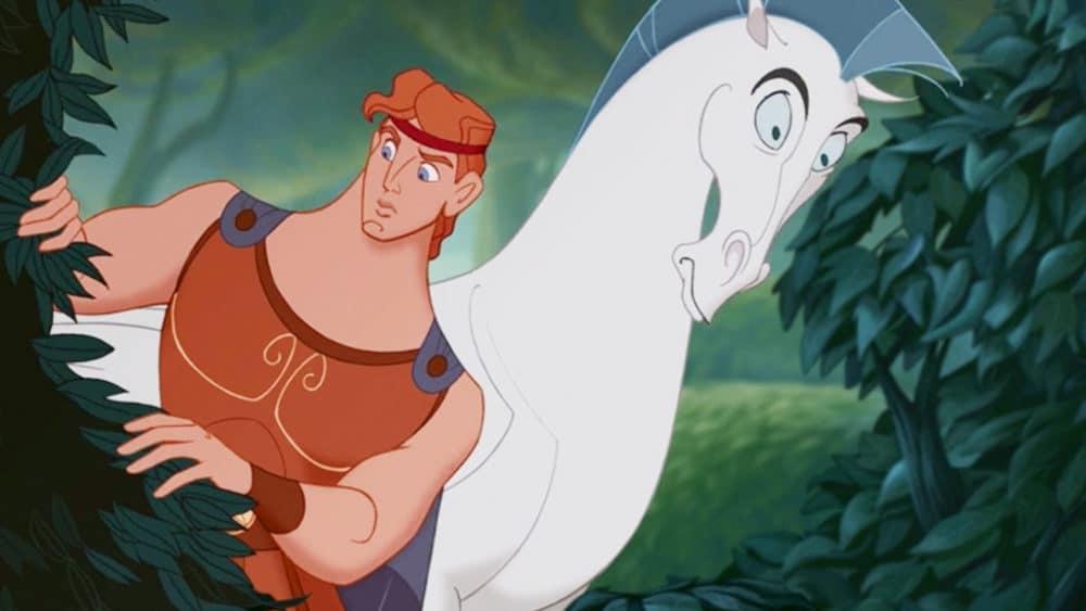 Hercules ฉบับคนแสดง