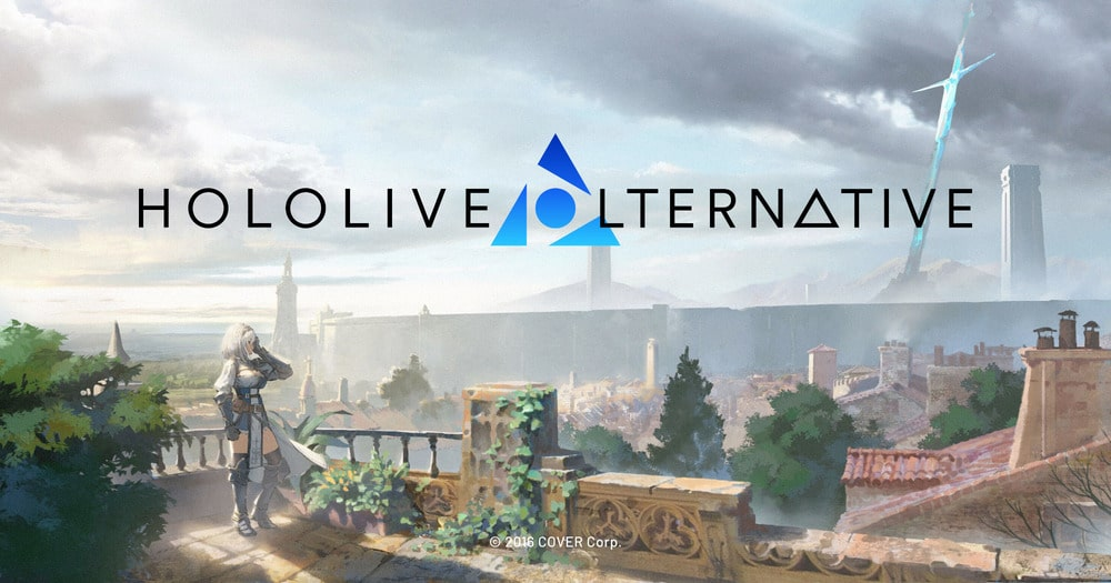 Hololive Alternative