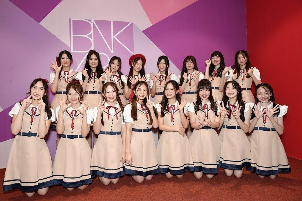 BNK48 รุ่น 3