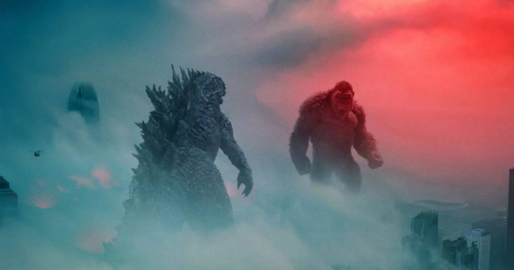 สปอยล์ Godzilla vs. Kong