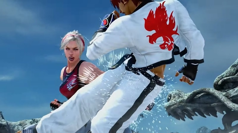 Tekken 7 Lidia