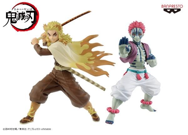Rengoku และ Akaza
