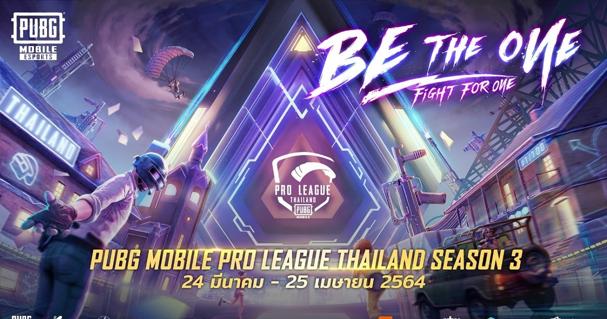 PUBG MOBILE Pro League Thailand 2021