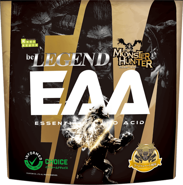Be legend EAA