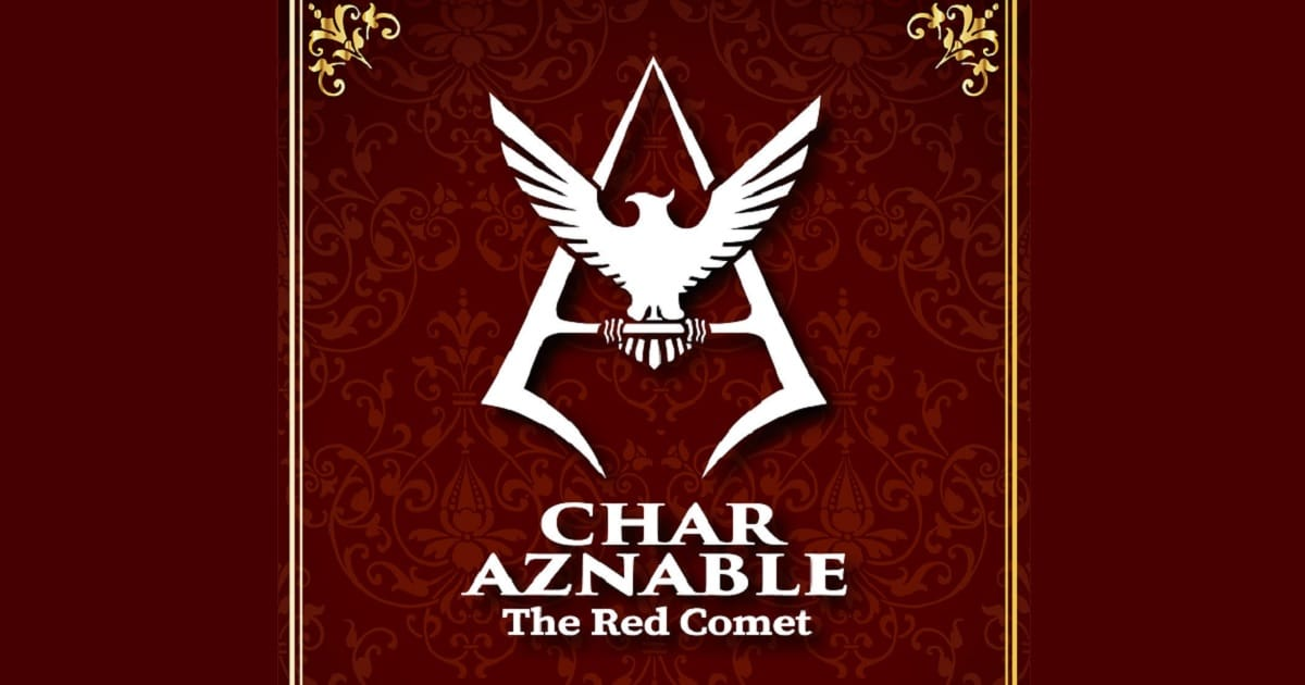 Premium Bandai Char Aznable