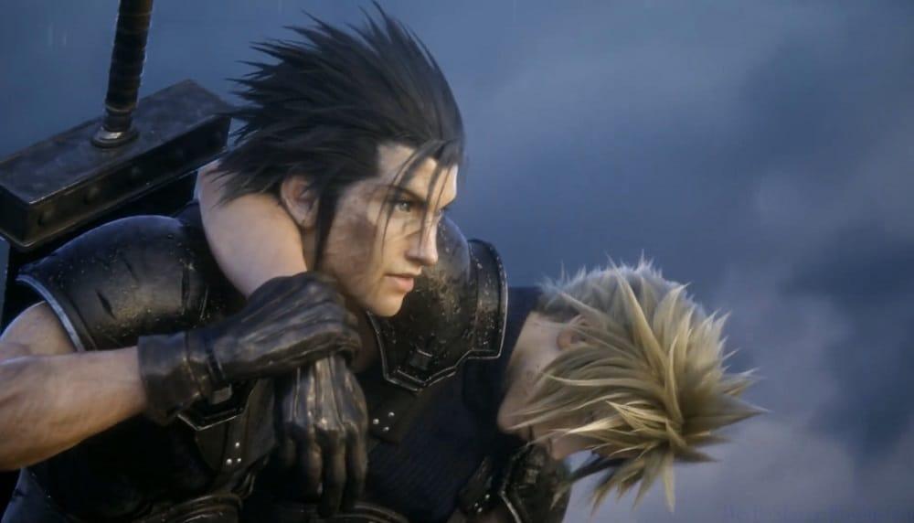 Final Fantasy 7 Remake Zack