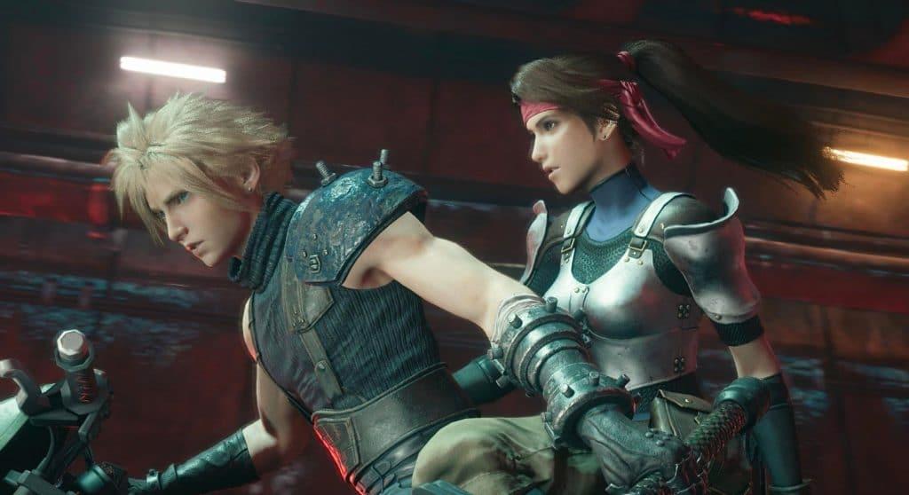 Final Fantasy 7 Cloud Jessie