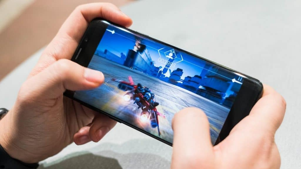 Gaming Smart Phone