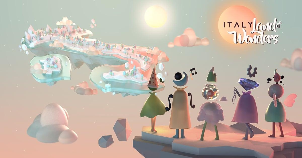 ITALY Land of Wonders เกมท่องอิตาลีในแดนมหัศจรรย์ เปิดให้เล่นแล้วบน iOS/Android
