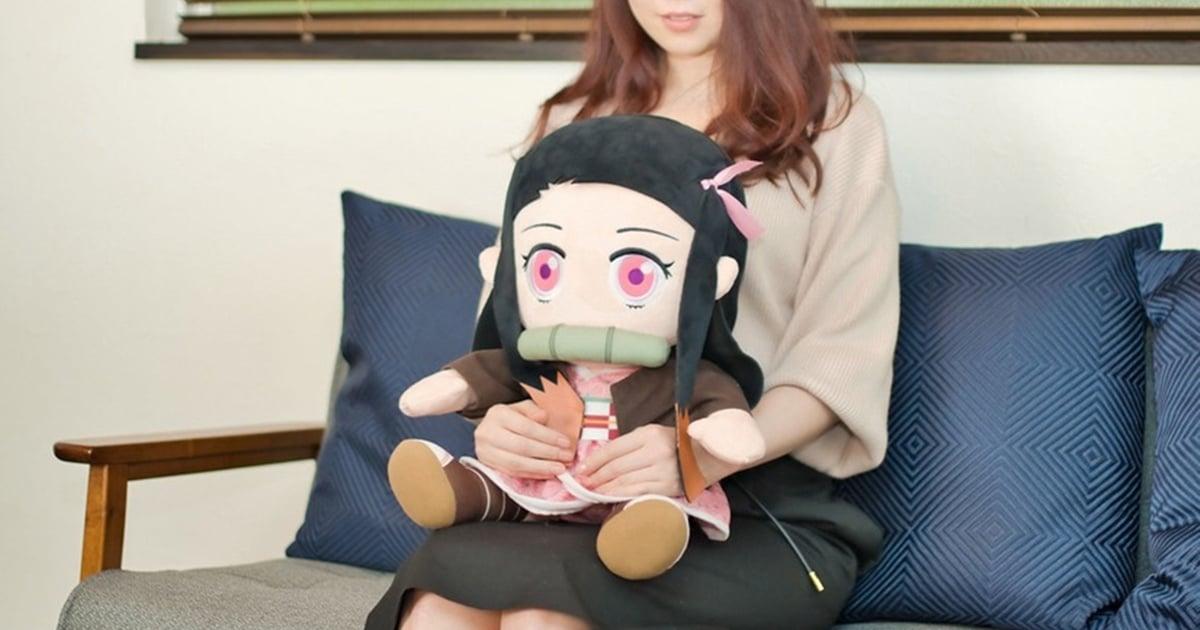ตุ๊กตา Nezuko