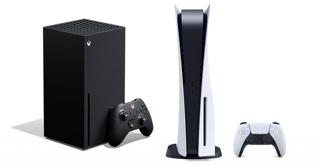 Xbox Series X และ PS5